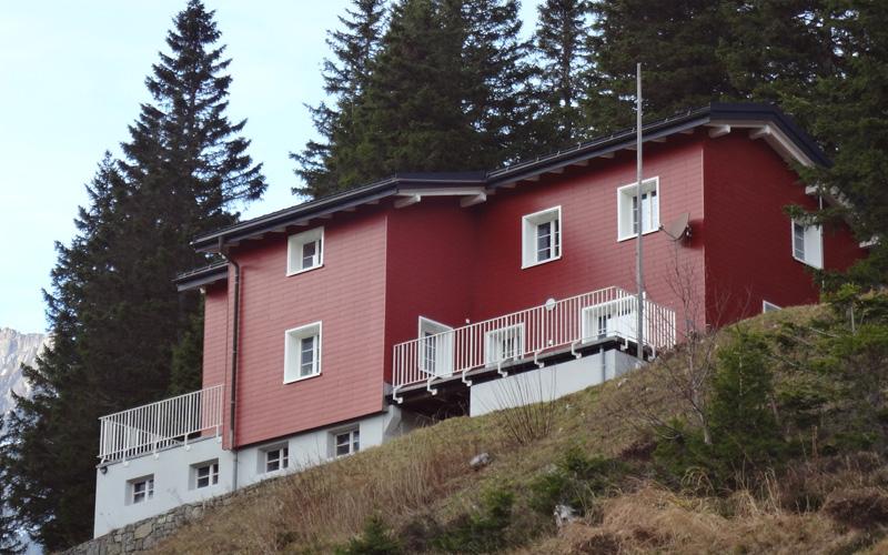 Foto Skihaus Surenen